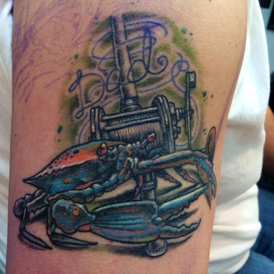 Joe Johns - Wizards World of Tattoos