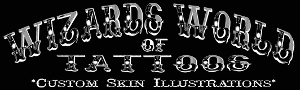 Wizards World of Tattoos